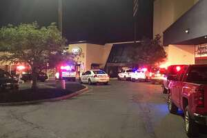 Police from several agencies responded to a disturbance at Crossgates Mall on Saturday night.