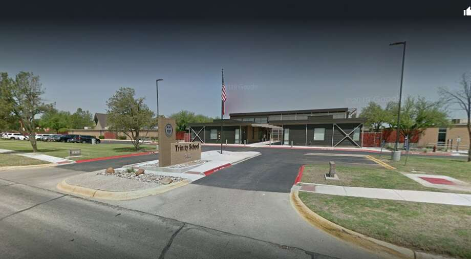 Trinity School of Midland has joined Midland Christian in extending spring break for another week. Photo: Google Maps