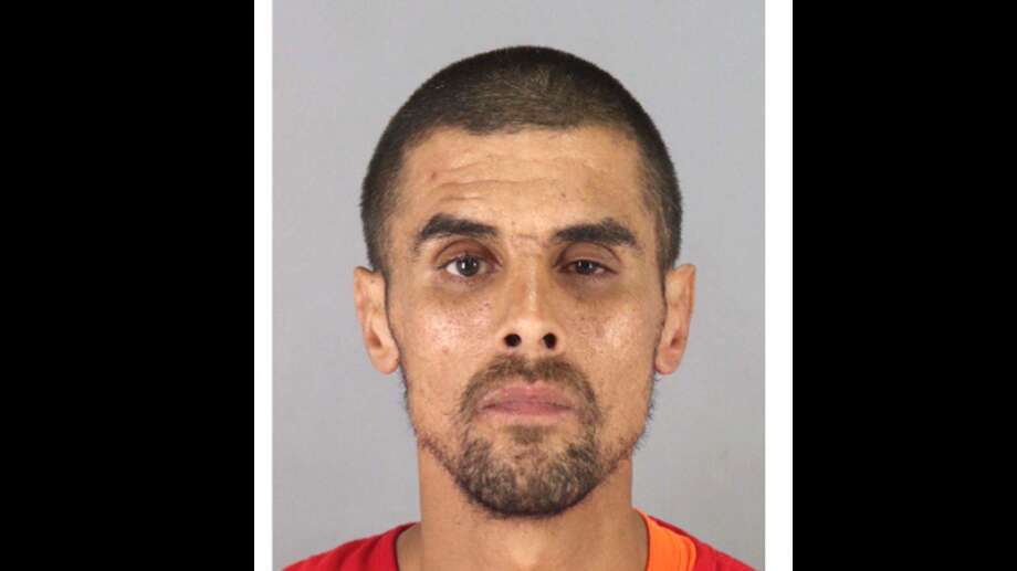San Mateo County sheriff's deputies say Marcelo Arancibia, 38, entered the Planned Parenthood in Redwood City and exposed himself to a woman in the lobby. Photo: San Mateo County Sheriff's Office