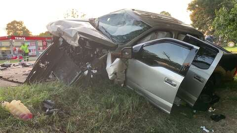 Woman killed in fatal New Caney car collision - Houston Chronicle
