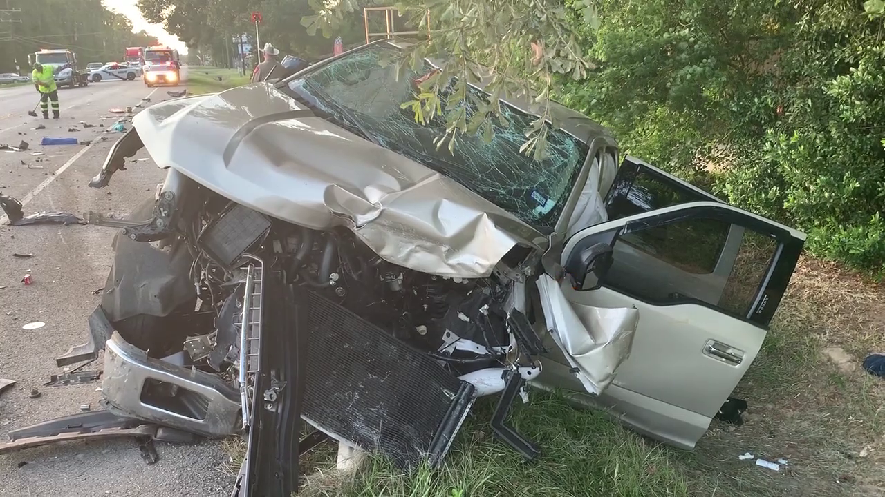 Car Accident Germany 2019