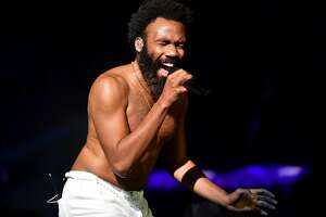 Childish Gambino performs onstage during the 2019 Outside Lands Music And Arts Festival at Golden Gate Park on August 10, 2019 in San Francisco, California.