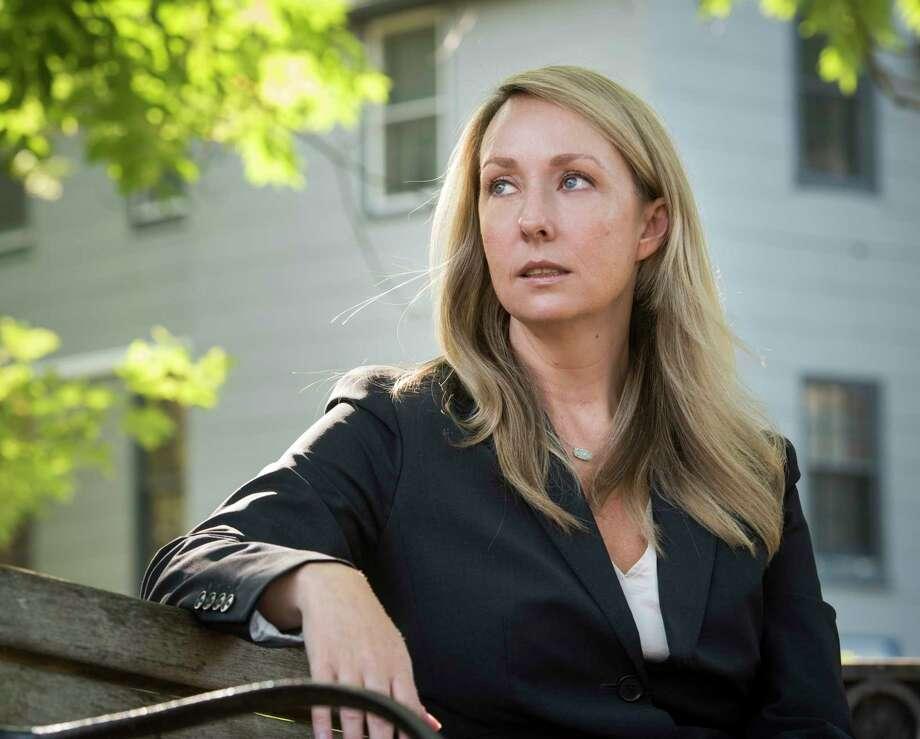 Tiffany Vaira, a Howard County, Maryland, prosecutor, has been trying to obtain student loan forgiveness. Photo: Washington Post Photo By Bill O'Leary. / The Washington Post