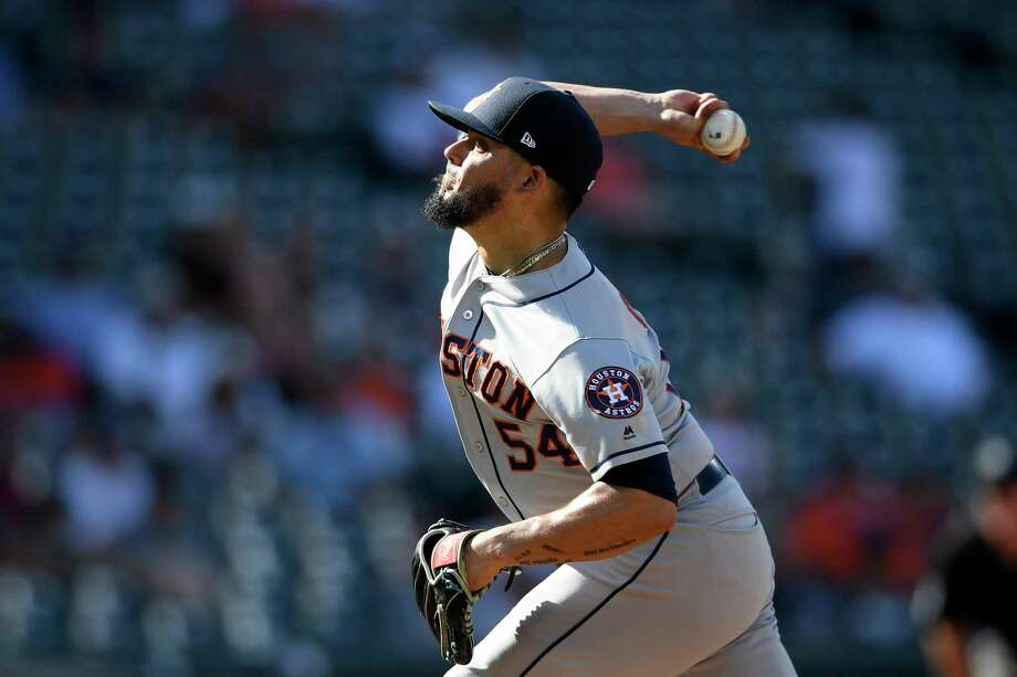 watch 419e8 15513 Roberto Osuna blows Astros' rally, Orioles walk off in ...