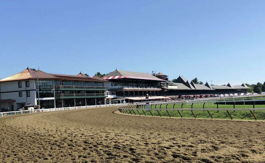 Saratoga Race Course - and the rest of the Capital Region - experienced its fair share of dicey weather so far this summer but we are about to head into days of weather paradise. (Tim Wilkin/Times Union)