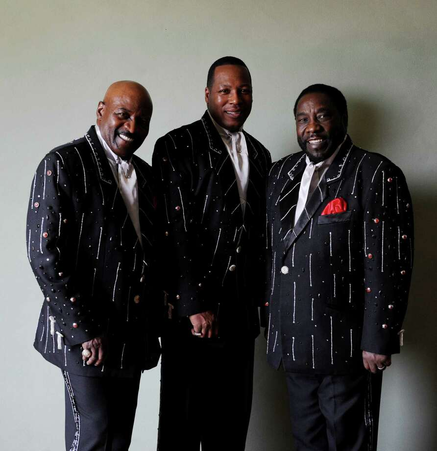 The O'Jays, will play Foxwoods with Kool & the Gang Aug. 17. Photo: Shift Communications / Contribued Photo