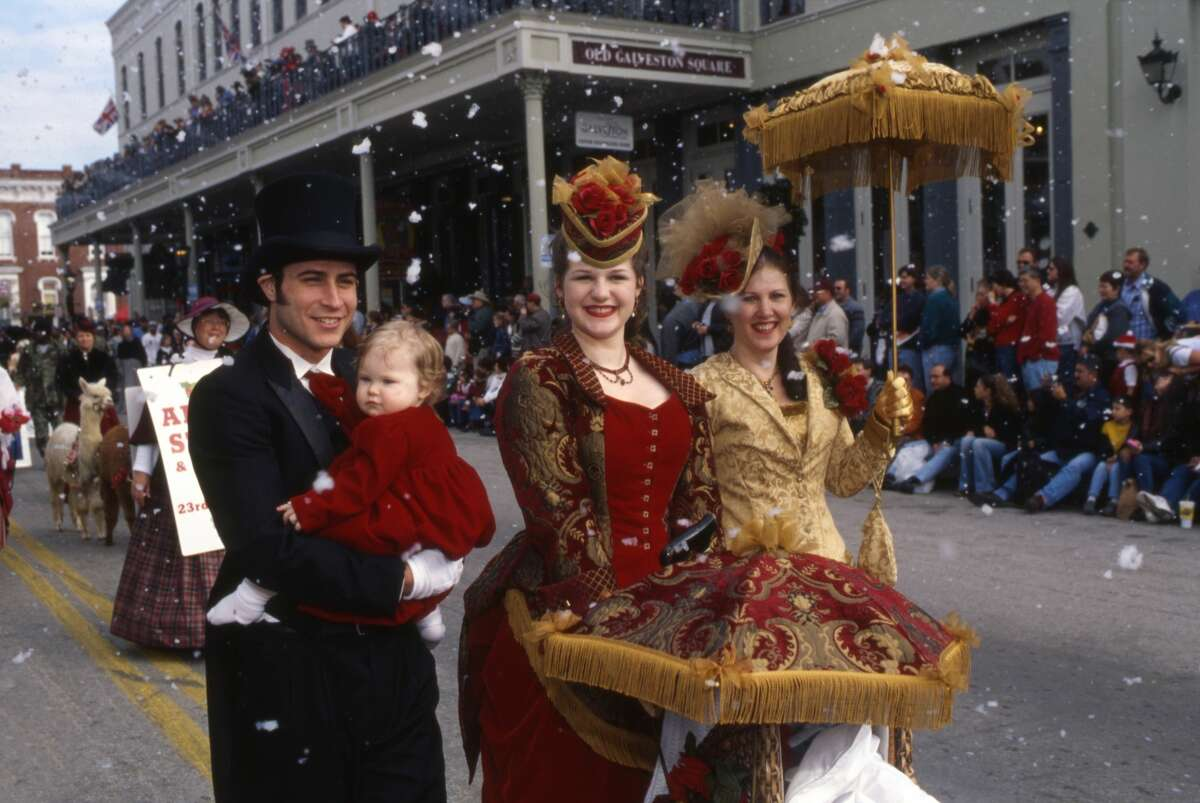 The festival is based on 19th century Victorian London and includes a parade, a shopkeeper skills village, roaming characters in costume and lots of food and drinks. The last day to catch the festival is Sunday, Dec. 8. https://www.galvestonhistory.org/events/dickens-on-the-strand