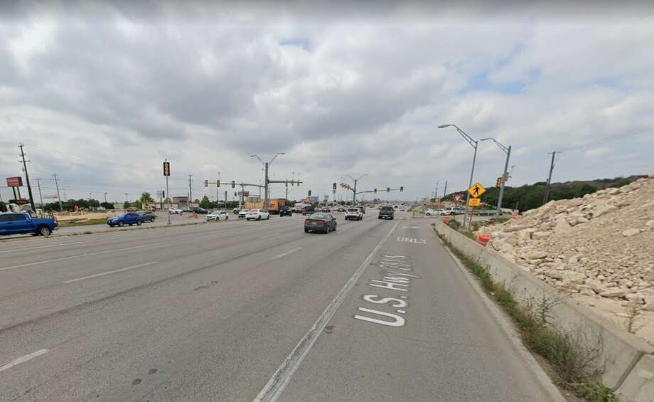 Gilberto Plaza, 50, was killed after a pickup truck struck his motorcycle on the far North Side of San Antonio last weekend. Photo: Google Maps