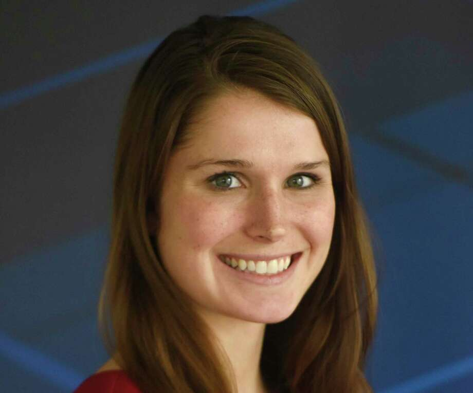 Emilie Munson will become the Hearst Connecticut Washington D.C. reporter. Photo: Tyler Sizemore / Hearst Connecticut Media / Greenwich Time