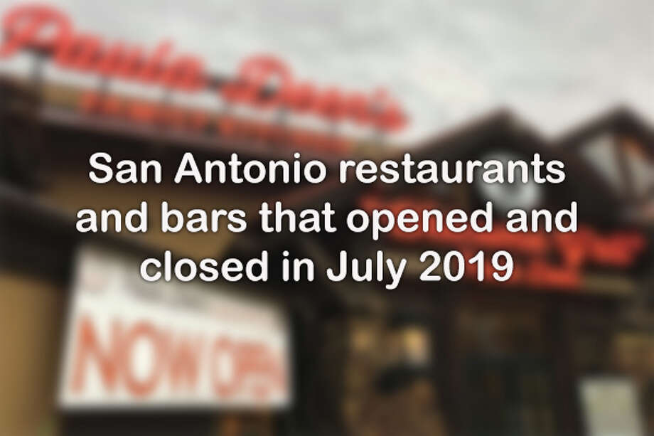 Click through for the latest openings and closures in the San Antonio food scene. Photo: Mike Sutter/ Staff File Photo