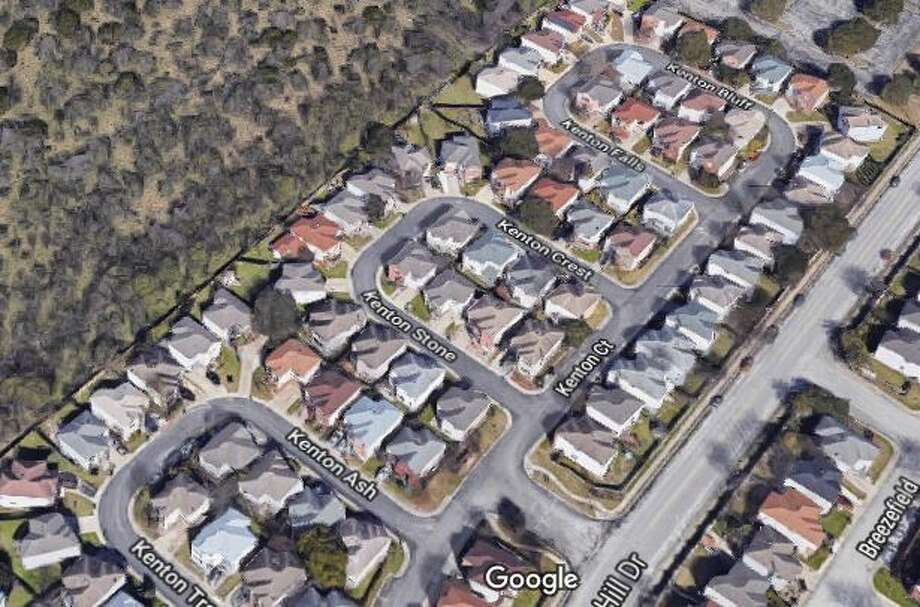 Kathleen Ann Deaver, 69, died after her vehicle ran her over while it was mistakenly in reverse in her inclined driveway Sunday morning, officials said. Photo: Google Maps