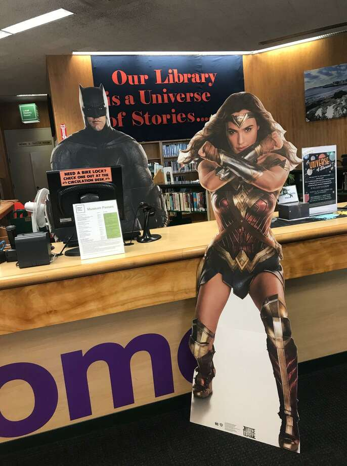 The Friends of the Milford Public Library are hosting their fourth annual fund-raiser, Party in the Stacks on Oct. 19. Photo: Ashley Volkens Photo.