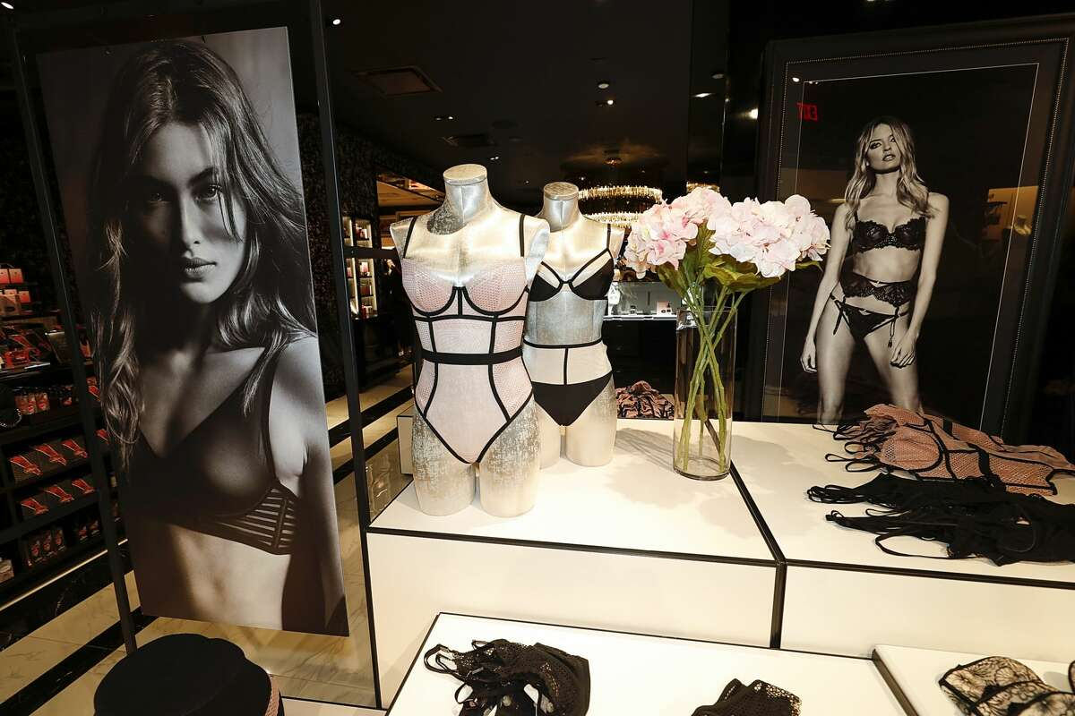 A view of a Victoria's Secret store.