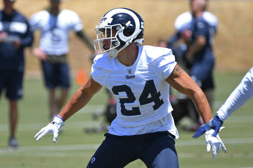 Taylor Rapp, Los Angeles Rams S It's no secret that the Rams have been high on Rapp, who they drafted in the second round this year. During a loss against the Raiders last week, it was clear why. In his limited playing time, Rapp made two solo tackles, as well as a stellar pass breakup over the middle of the field. He was pulled shortly after, likely indicating the team's satisfaction with his performance. Combined with his status as a second-rounder, Rapp's on-field prowess makes him almost certainly a lock for the 53-man roster.