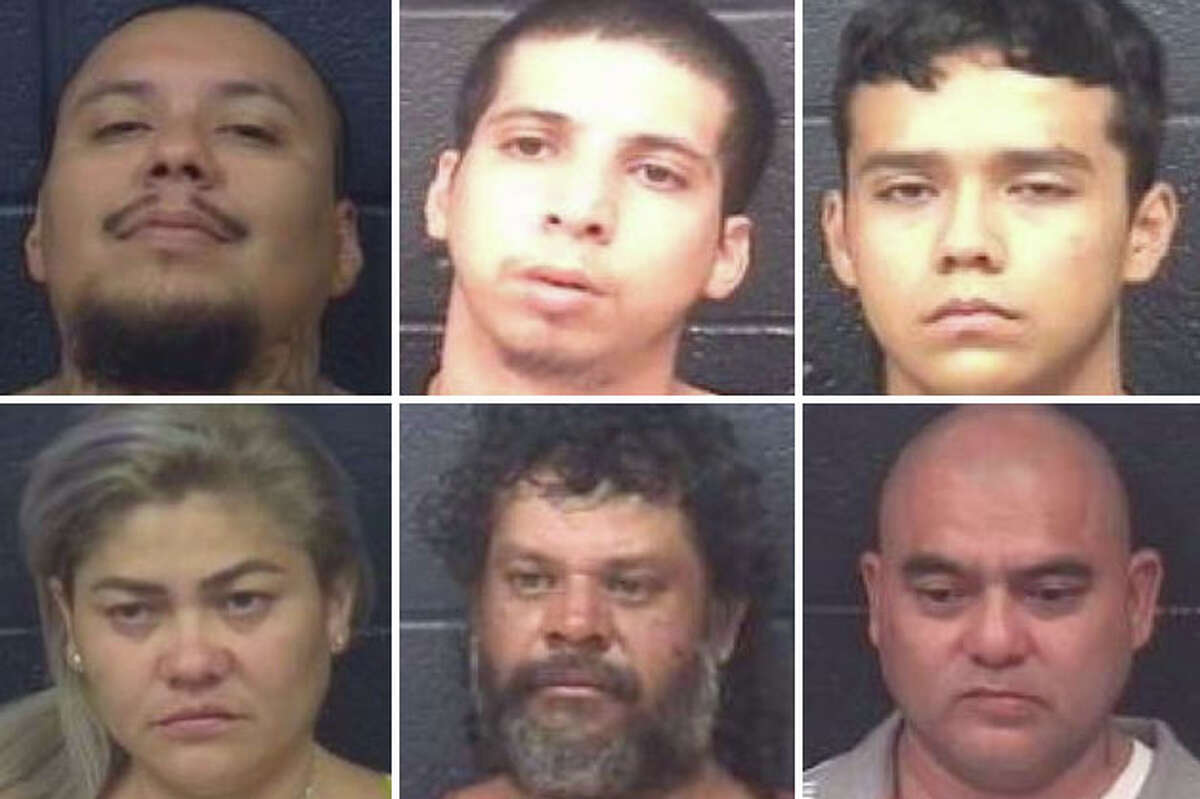 Click through the gallery to see the suspects arrested on DWI in Laredo during July 2019.