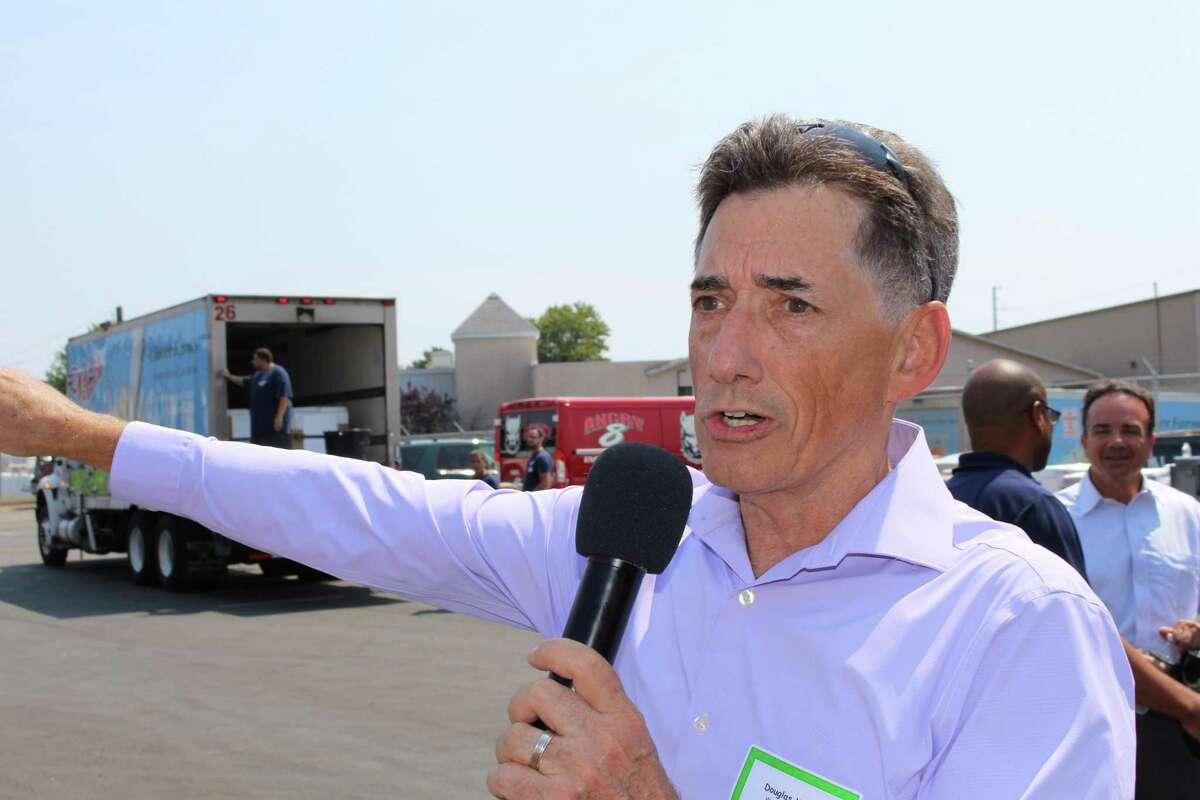 Doug Wade, President of Wade's Dairy in Bridgeport.