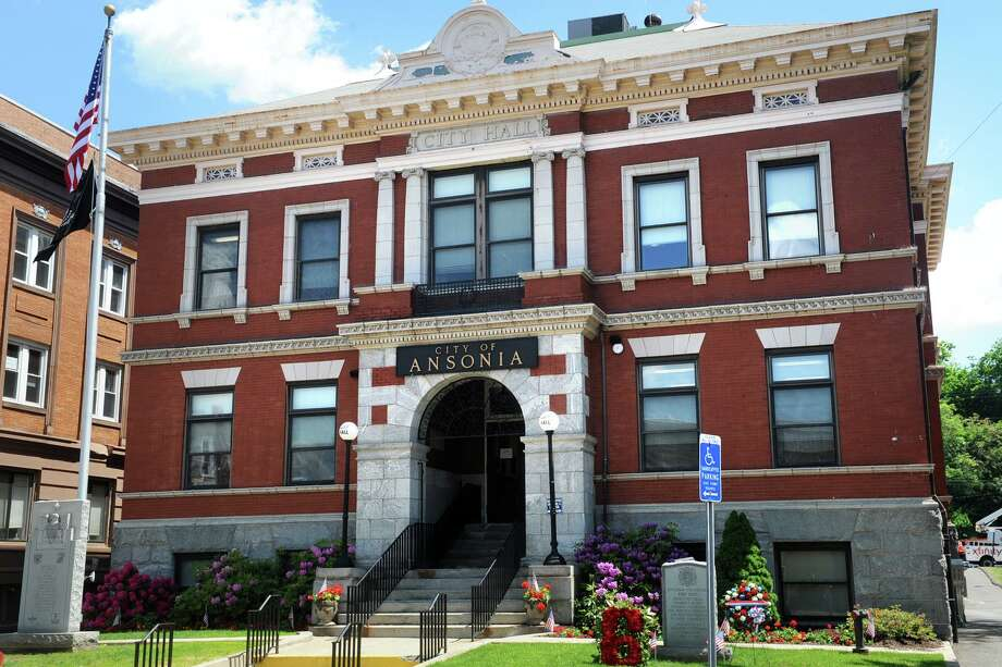 Ansonia City Hall Photo: Ned Gerard / Hearst Connecticut Media / Connecticut Post