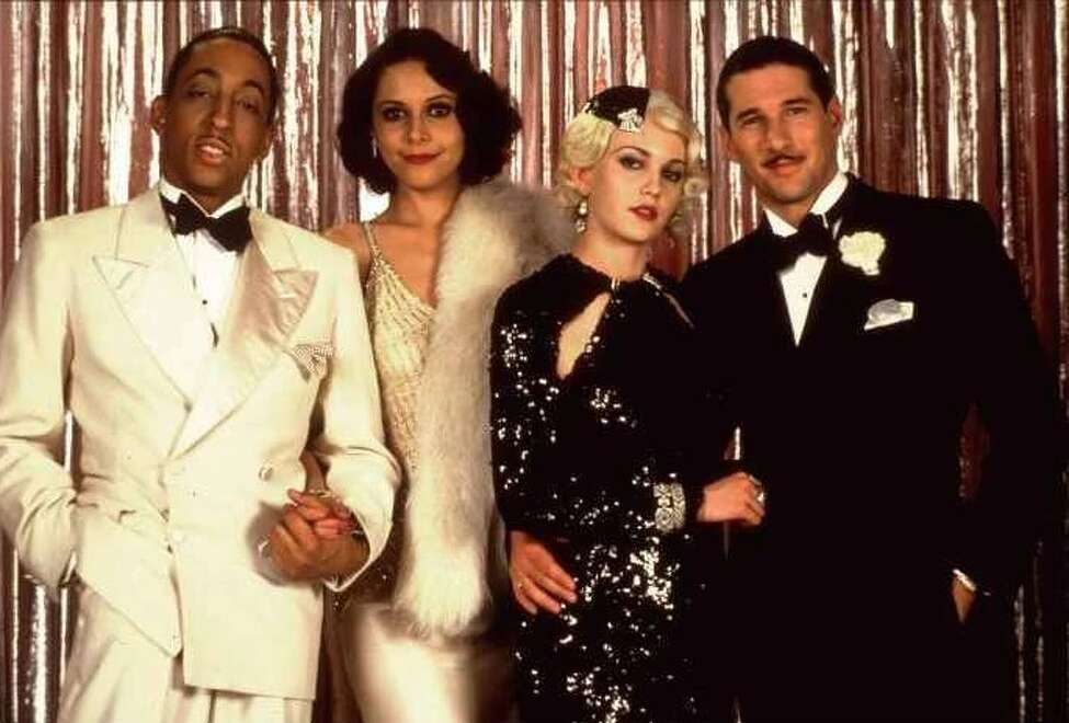 Gregory Hines, Lonette McKee, Diane Lane and Richard Gere in
