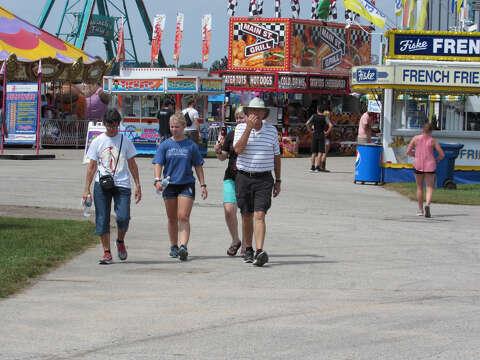 SEEN: Midland County Fair on Monday - Midland Daily News
