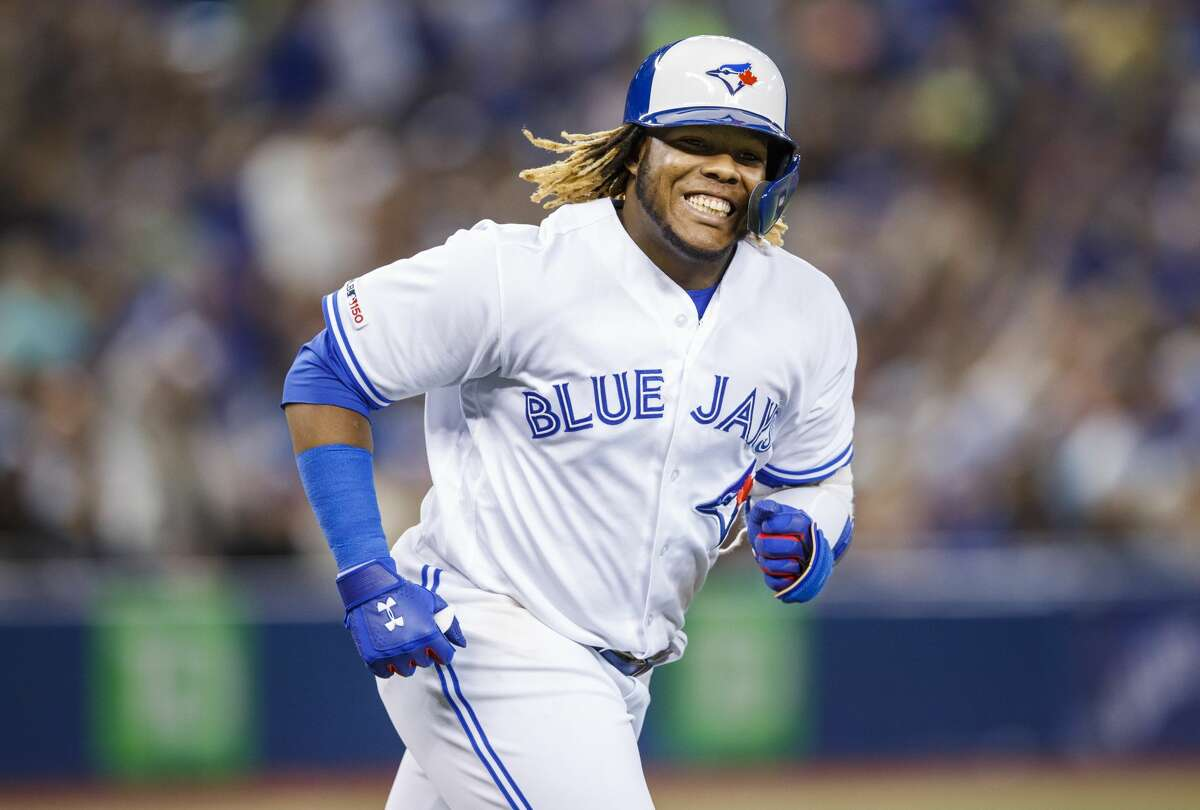 ROOKIE OF THE YEAR CANDIDATE Vladimir Guerrero Jr., 3B, Blue Jays The 20-year-old son of a Hall of Famer got the most hype before the season and he's delivered since getting called up at the end of April. He's hitting .276 (.811 OPS) with 13 home runs and 52 RBIs in 90 games.