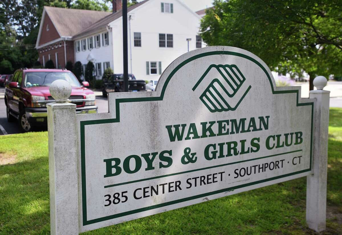 The Wakeman Boys & Girls Club at 385 Center Street in Southport, Conn. on Monday, August 12, 2019.