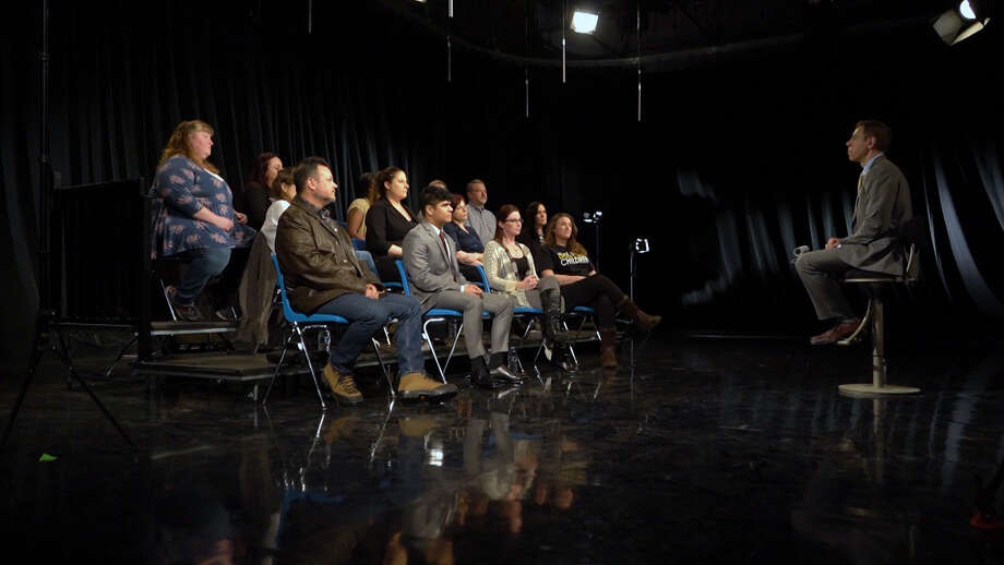 Fifteen people who grew up in the organization's teachings and are now adults living in cities from the West Coast to the upper reaches of New England agreed to talk on the record for these reports; 13 of them gathered this spring in Sacramento, Calif., for the largest television group interview of its kind. Photo: Hearst Television