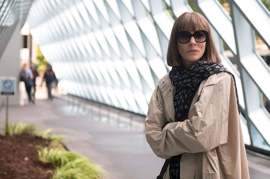 "Cate Blanchett in ""Where'd You Go, Bernadette."" (Annapurna Pictures/IMDb/TNS) Photo: Annapurna Pictures, HO / TNS / IMDb"