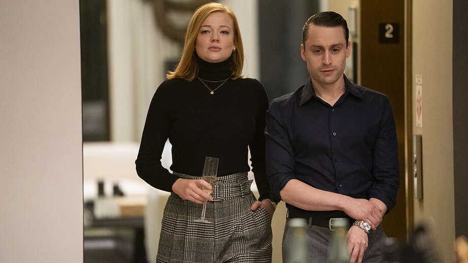 """""""Succession,"""" which shot scenes in Albany and the Adirondacks this year, is proving to be a ratings success. Photo: HBO"""