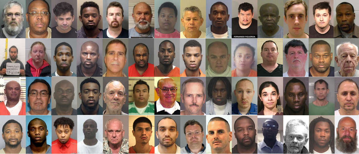 Mugshots of some of the people charged in connection to sexual abuse cases at Boys & Girls Clubs.
