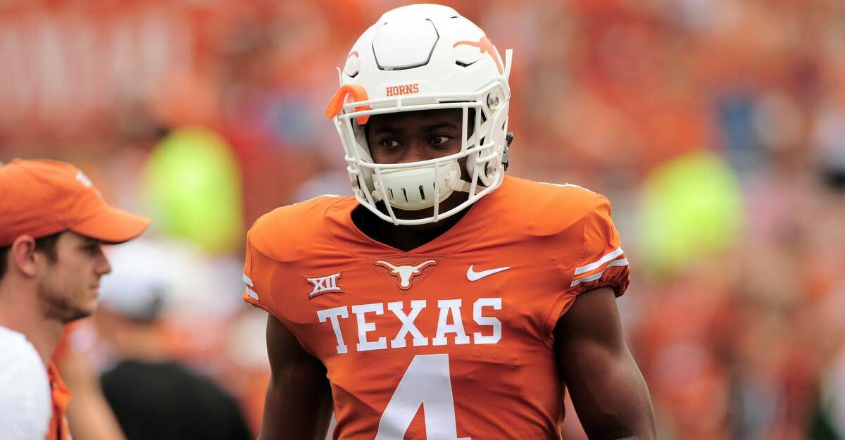 Now wearing No. 11, senior defensive back Anthony Cook is finally flourishing as Texas' nickelback. (Photo by John Rivera/Icon Sportswire via Getty Images)