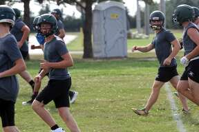 The Elkton-Pigeon-Bay Port Lakers held their first practice of the 2019 season on Monday.