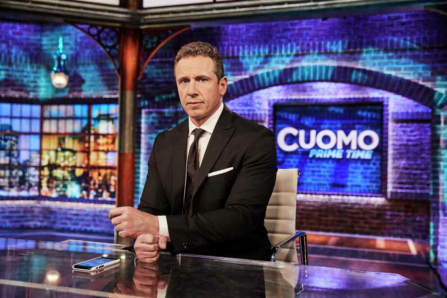 CNN anchor Chris Cuomo. Photo: Jeremy Freeman / CNN / © 2018 Cable News Network. A Time Warner Company. All Rights Reserved.