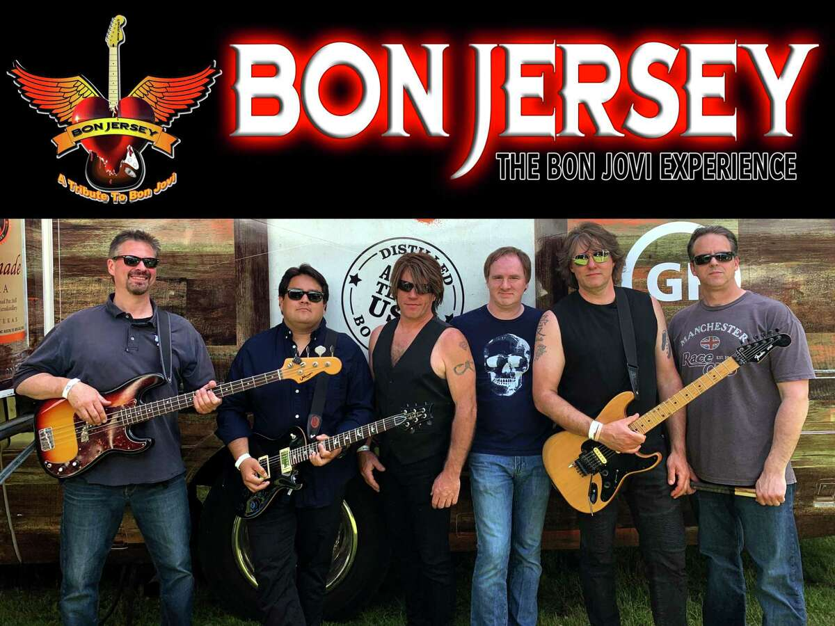 Bon Jersey will perform at Oyster Eve on Aug. 16 in Milford.