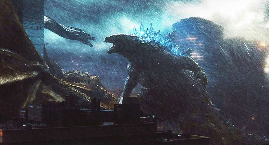 """Godzilla: King of the Monsters"" is a prelude to next year's title bout, ""Godzilla vs. Kong."" Photo: Warner Bros. Pictures / Imdb"