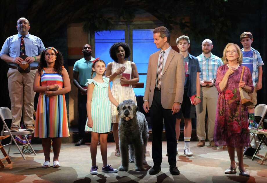 """Because of Winn Dixie"" runs at the Goodspeed Opera House through Sept. 5. Photo: Goodspeed Opera House /Contributed Photo / (C)2019 Diane Sobolewski, Goodspeed Musicals"