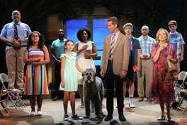 """Because of Winn Dixie"" runs at the Goodspeed Opera House through Sept. 5."