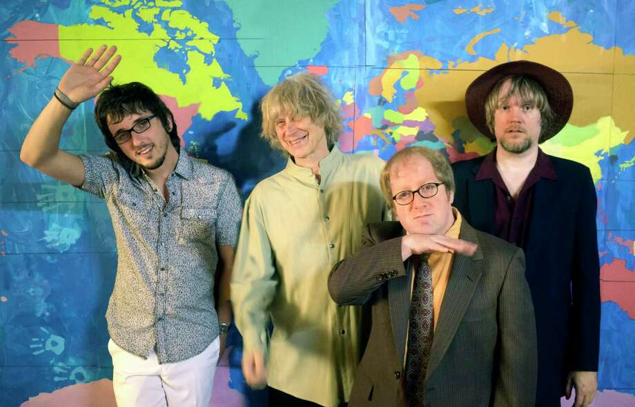 NRBQ will perform on Aug. 18 at 7:45 p.m. at the Fairfield Theatre Company, 70 Sanford Street, Fairfield. Tickets are $38. For more information, visit fairfieldtheatre.org. Photo: Norm DeMoura / Contributed Photo