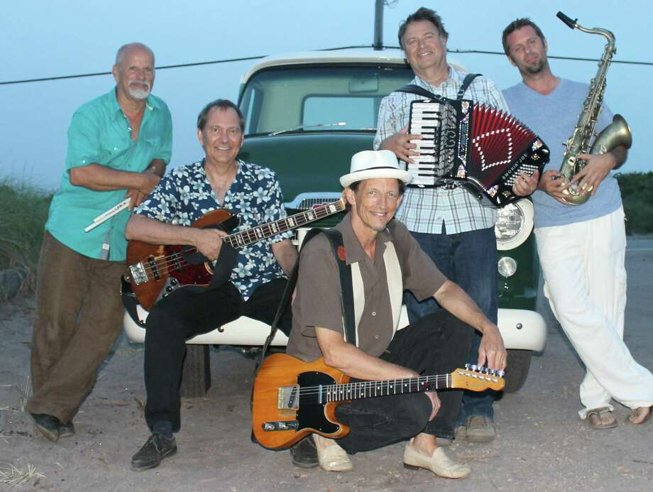 Otis and the Hurricanes will perform on Aug. 21 in New Canaan. Photo: Elizabeth Cross / Contributed Photo