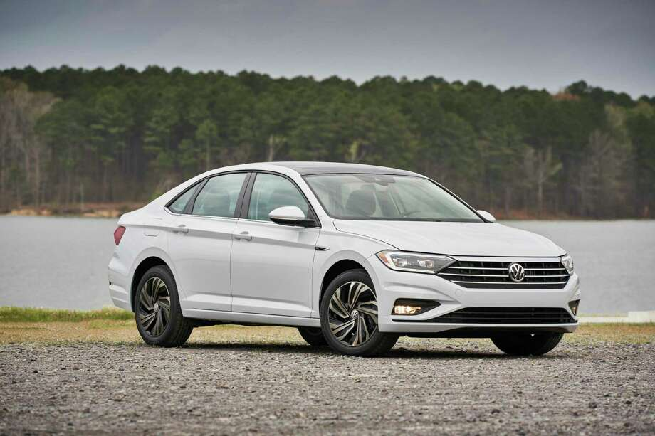 The 2019 Volkswagen Jetta features an economic engine. Photo: Volkswagen Pressroom/ Contributed Photo
