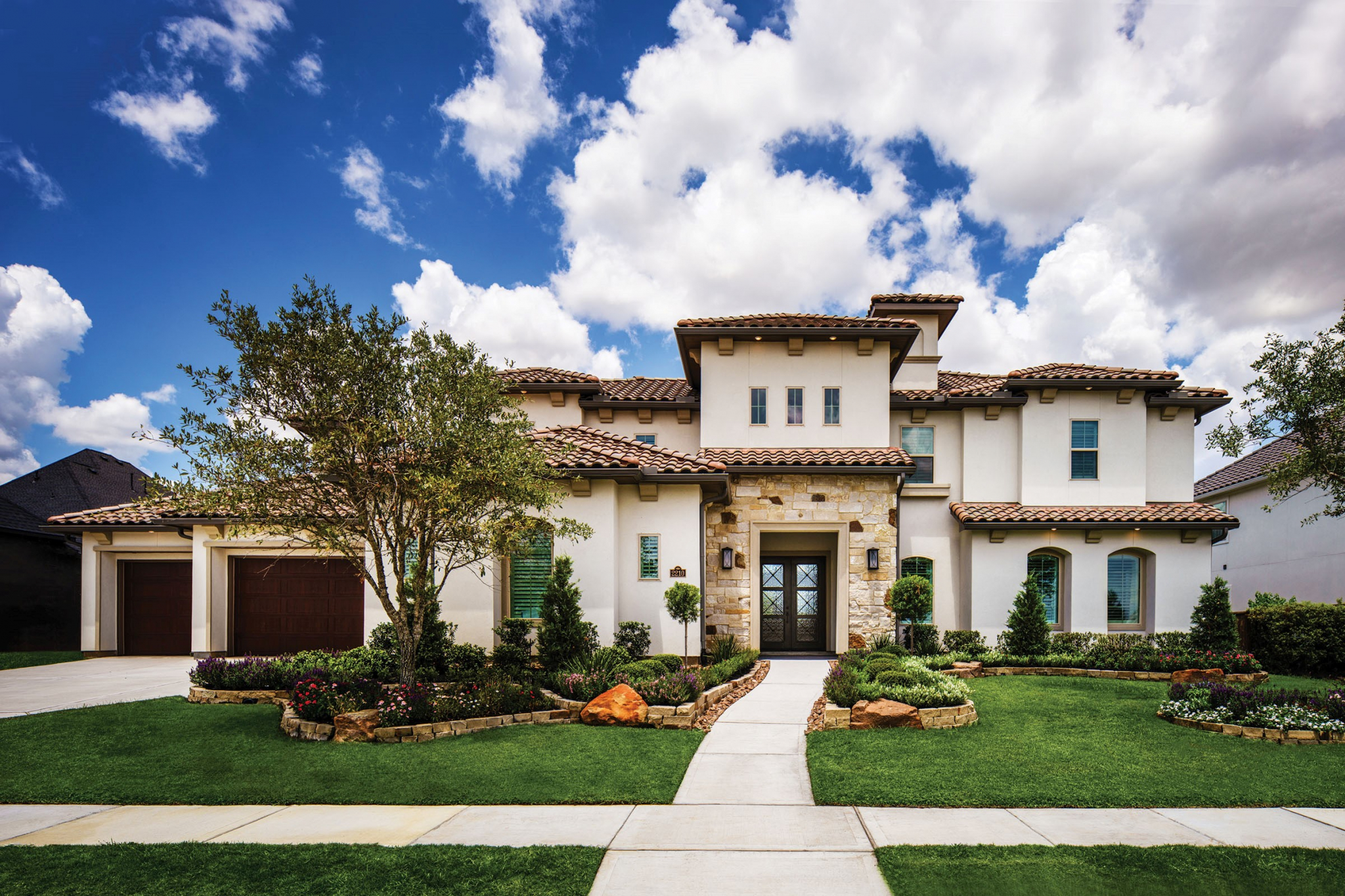 Partners in Building opens grand model home in Katy's Cane Island