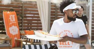 Taco Bell pop-up resort turns hotel in California desert