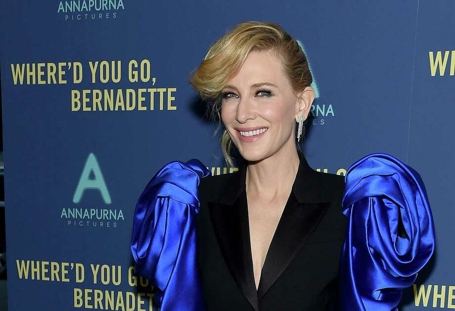 Academy Award-winning actor Cate Blanchett attends the Where'd You Go, Bernadette New York Screening at Metrograph on August 12, 2019 in New York City. Photo: Jamie McCarthy / Getty Images / 2019 Getty Images