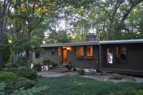 """This Norwalk home will be featured in the 2019 """"More Mad Men Modern: A Second Look at Norwalk's Mid-Century Modern Architecture"""" tour on September 22."""