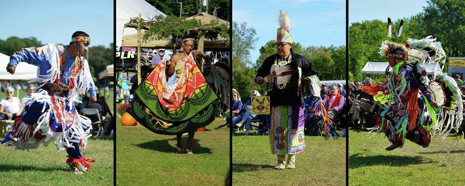 The Native Nations Dance Troupe will join the festival in October. Photo: Friends Of Hammonasset. / Contributed Photo