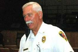 New Canaan Fire Marshal Fred Baker. Contributed photo