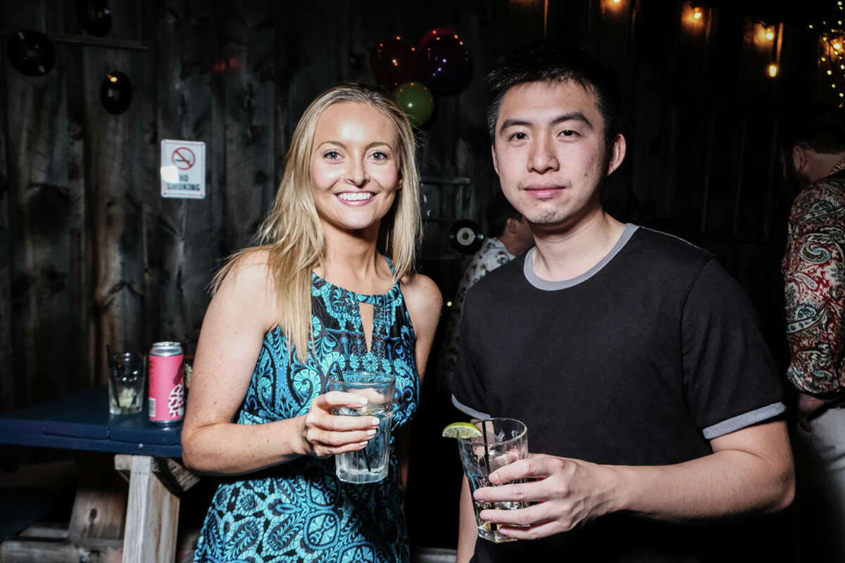 Were you Seen at the Groove Garden Fundraiser at Lost & Found Bar & Kitchen in Albany, NY, Aug. 10, 2019? The annual '70's disco-themed dance party is a benefit for Joseph's House and Shelter in Troy.