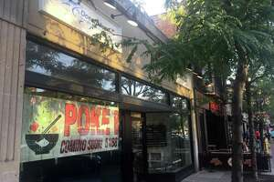 Poke Harbor, a diced-fish poke restaurant, is scheduled to open in the fall of 2019 at 108 Bedford St., in downtown Stamford, Conn.