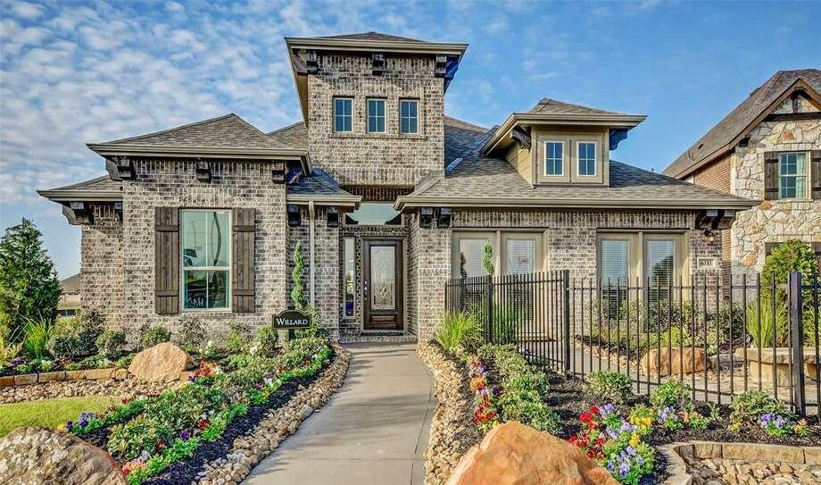 ROSENBERG: 6110 Cobalt Ridge Court  List price: $300,000 Square feet: 2,564 Price per square foot: $117 Photo: Houston Association Of Realtors