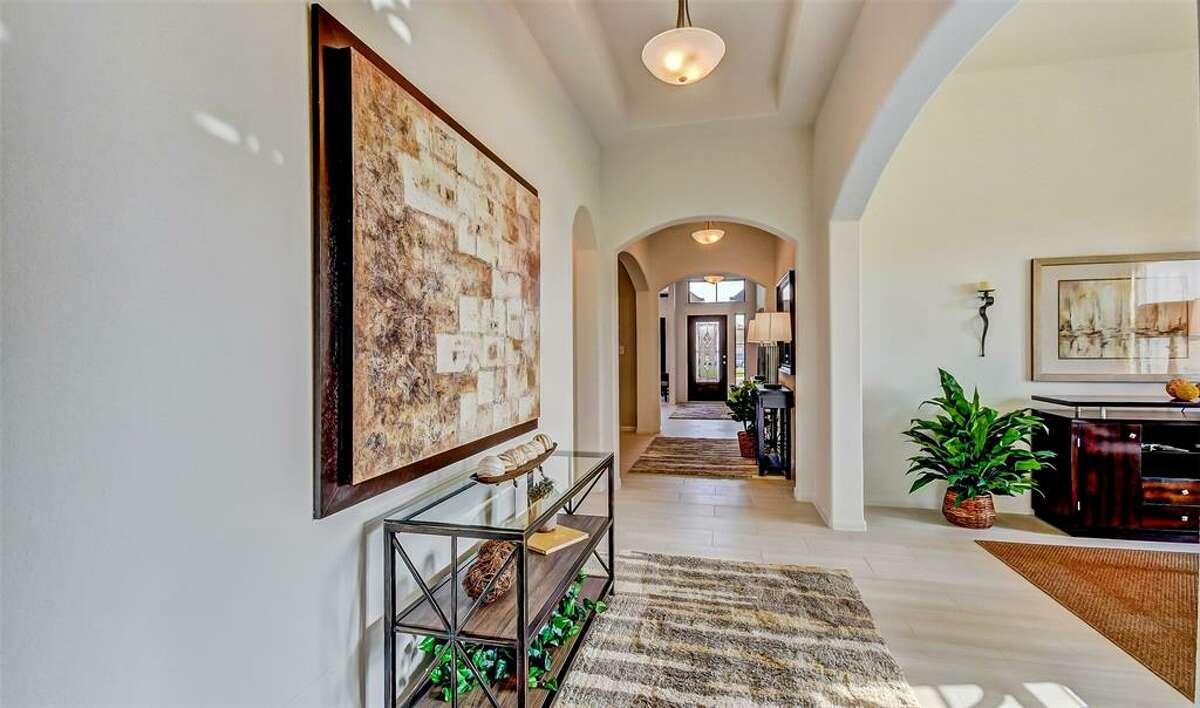 ROSENBERG: 6110 Cobalt Ridge Court List price: $300,000 Square feet: 2,564 Price per square foot: $117