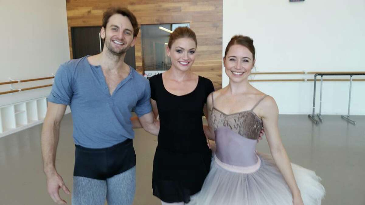 I have a passion for dance and ballet. One of my favorite stories that I've covered was about the revamping of Houston Ballet's